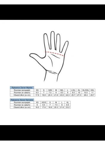 Rękawice narciarskie Ziener Gyllian GTX + Gore-tex®