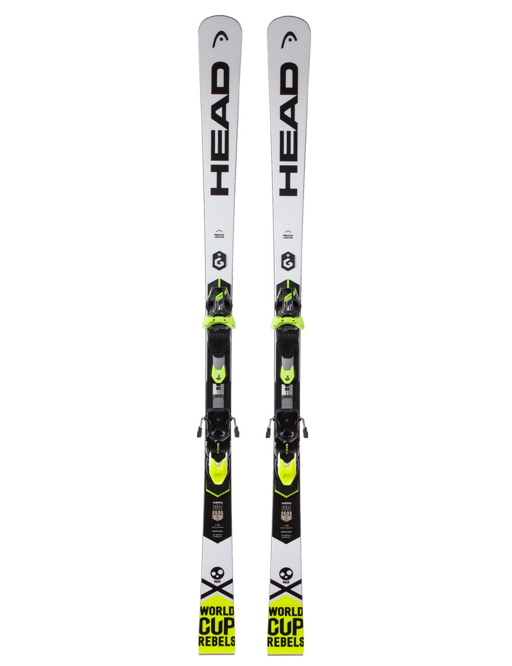 World Cup Rebels I.Speed Race Skis 2017