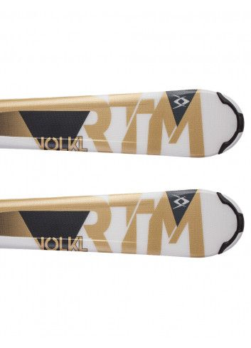 Narty Volkl RTM 7.6 GOLD + Marker 10.0 Fastrak III