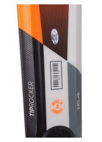 Narty Volkl RTM 7.6 + Marker 10.0 Fastrak III