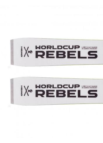 Narty Head WorldCup Rebels I.GSR + Head PR 11