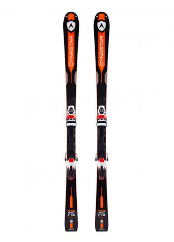Komórkowe Narty Dynastar Speed WorldCup FIS SL R21 + Rossignol Axial 120