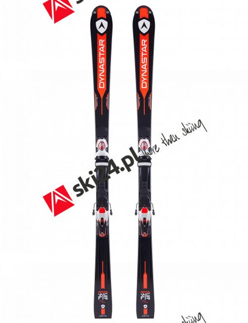 Komórkowe Narty Dynastar Speed WorldCup FIS SL R21 + Rossignol Axial 150
