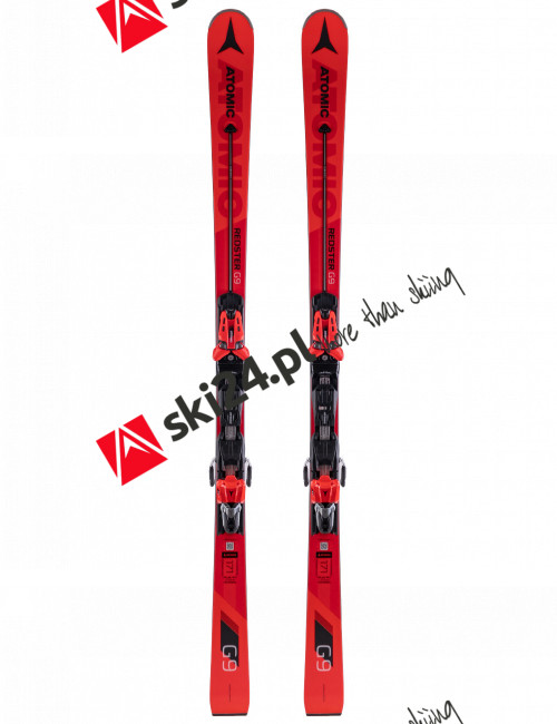Narty Atomic Redster G9 + Atomic X 14 TL