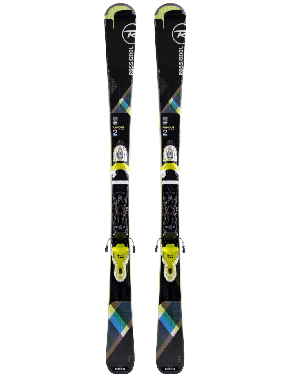 Narty Rossignol Famous 2 + Look Xpress 10 W