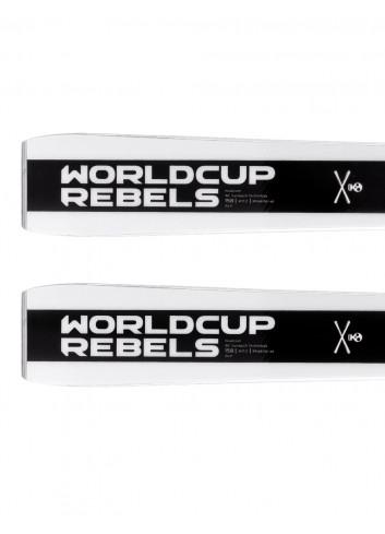 Narty Head WorldCup Rebels I.GS RD TEAM + Head FreeFlex PRO 14
