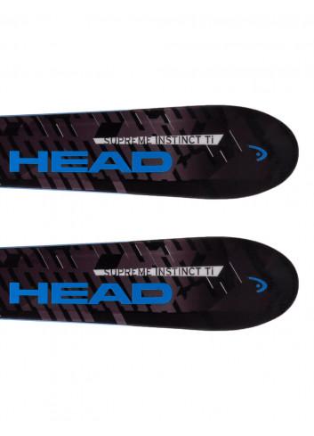 Narty Head Supreme Instinct TI + Head PR 11