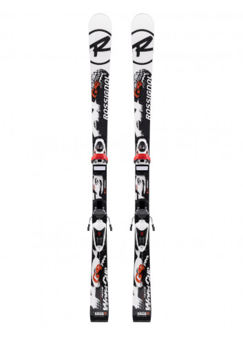 Narty Rossignol WorldCup Radical GS PRO + Rossignol Axium Jr PRO 70
