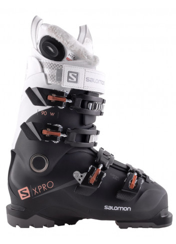 Salomon X Pro 90W Custom Heat Connect | The best ski boots