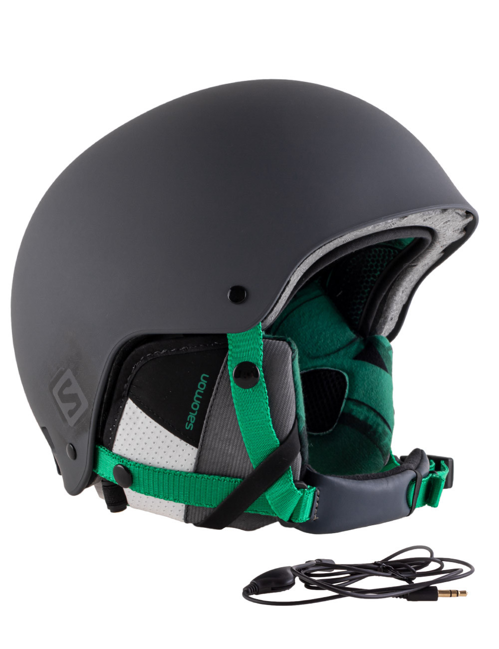 Salomon Brigade Audio Helmet