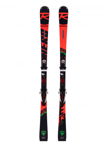 Narty Rossignol Hero Elite ST Ti + Look NX 12