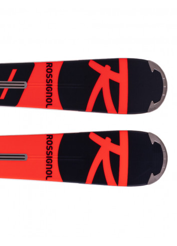 Narty Rossignol Hero Elite Plus Ti + Look NX 12