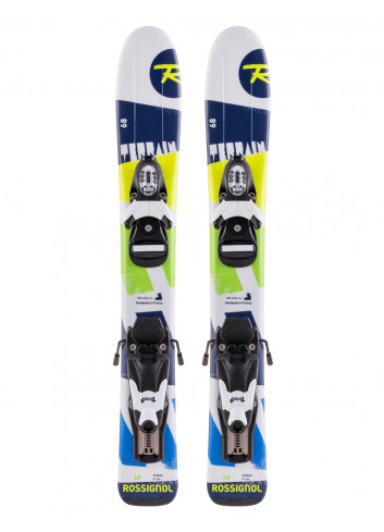 Narty Rossignol Terrain RTL + Look Team 4