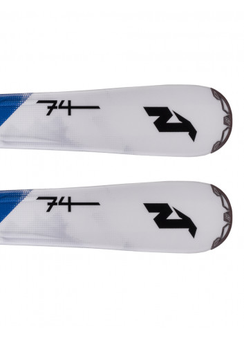 Narty Nordica Sentra 74 R + Marker 10 FDT