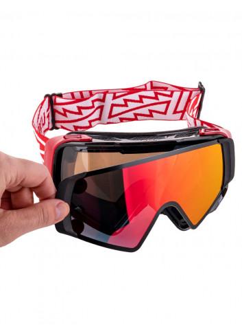 Gogle narciarskie Uvex Jakk Top z polaryzacją