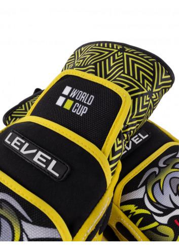 Rękawice narciarskie LEVEL WorldCup JR CF Mitt