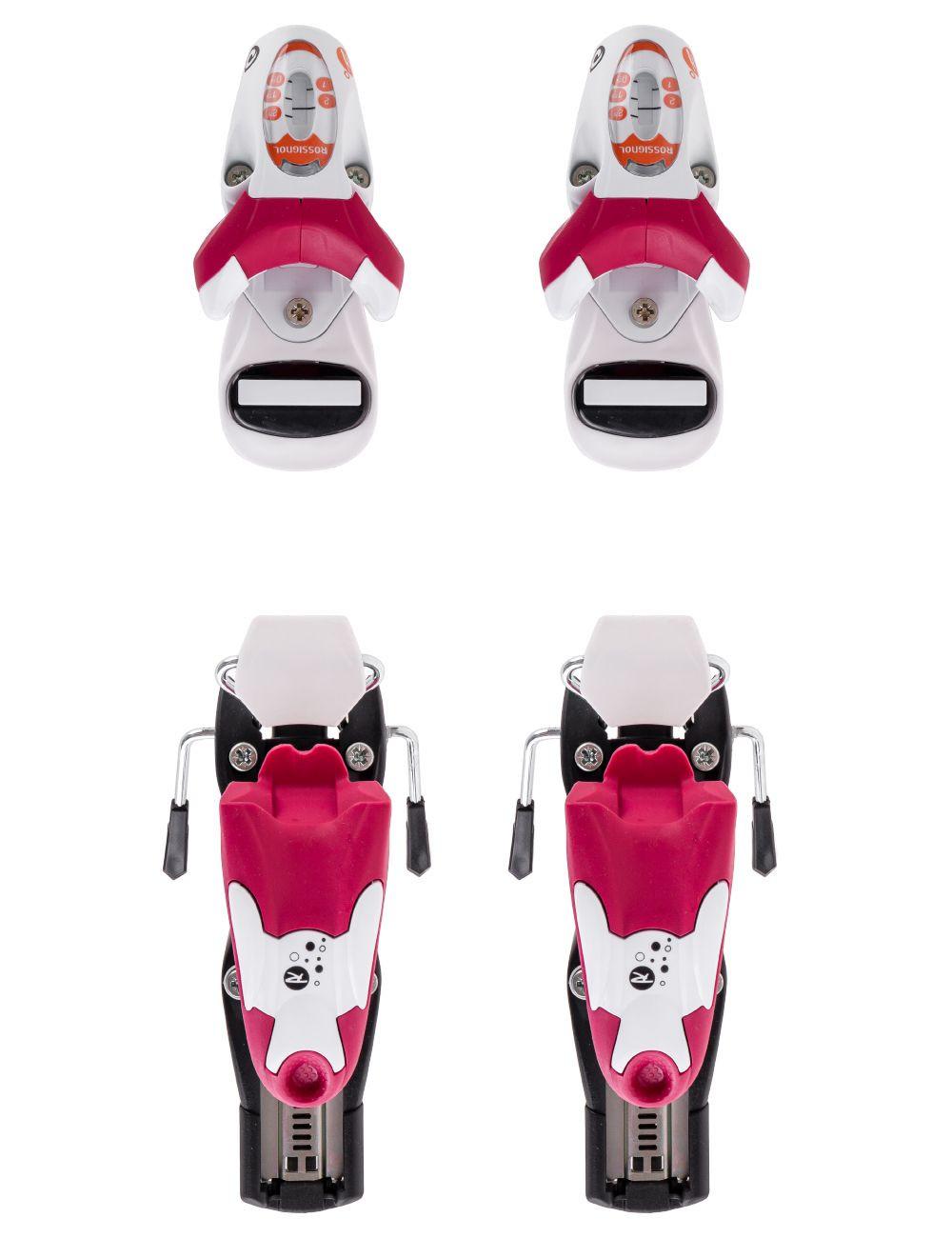 Wiązania do nart dziecięcych Rossignol Comp Kid 2.5