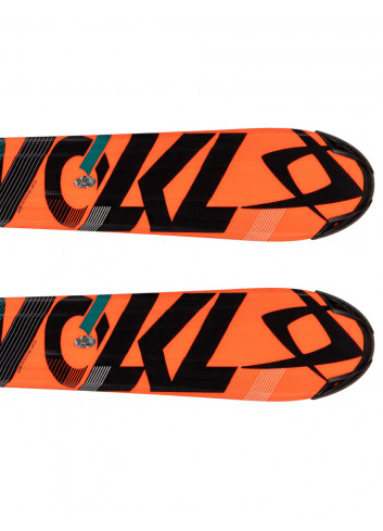 Narty dziecięce Volkl Junior RACETIGER + Marker EPS 4.5