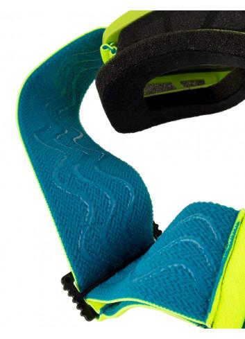 Gogle narciarskie Salomon XVIEW Access neon yellow