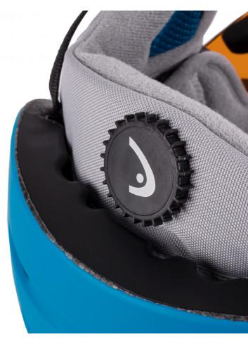 Kask narciarski Head SQUIRE blue