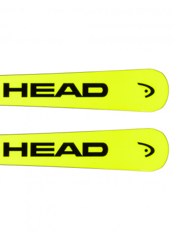 Narty Head WorldCup Rebels I.SPEED + Head FreeFlex EVO 14
