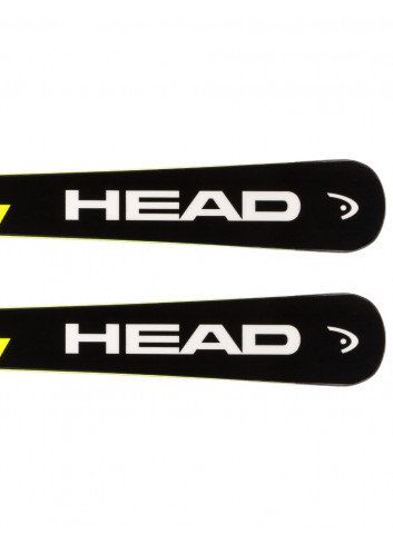 Narty Head WorldCup Rebels I.RACE + Head FreeFlex EVO 14