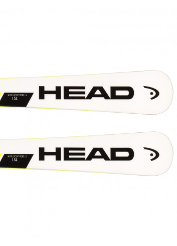 Narty Head Worldcup Rebels I.SL + Head Freeflex Evo 11