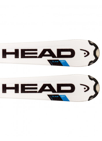 Narty Head Supershape Team R + Marker M 7.0