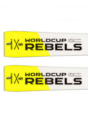 Narty Head WC Rebels iGS RD Team + Tyrolia Power 11