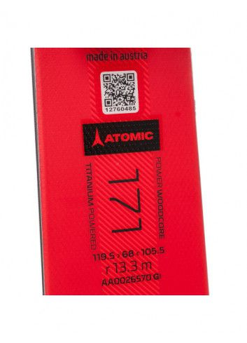 Narty Atomic Redster S9 + Atomic X12