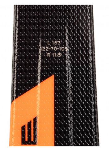 Narty Head Shape RX + Tyrolia SX 10