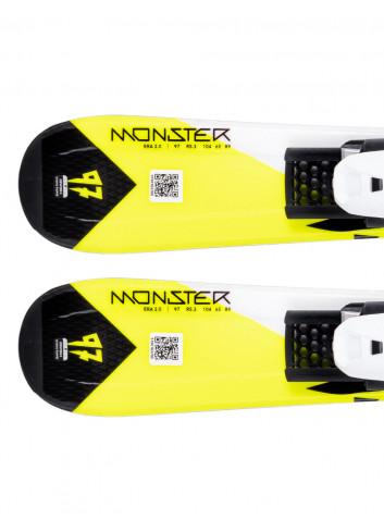 Narty dziecięce Head Monster SLR 2 + Head SLR 4.5