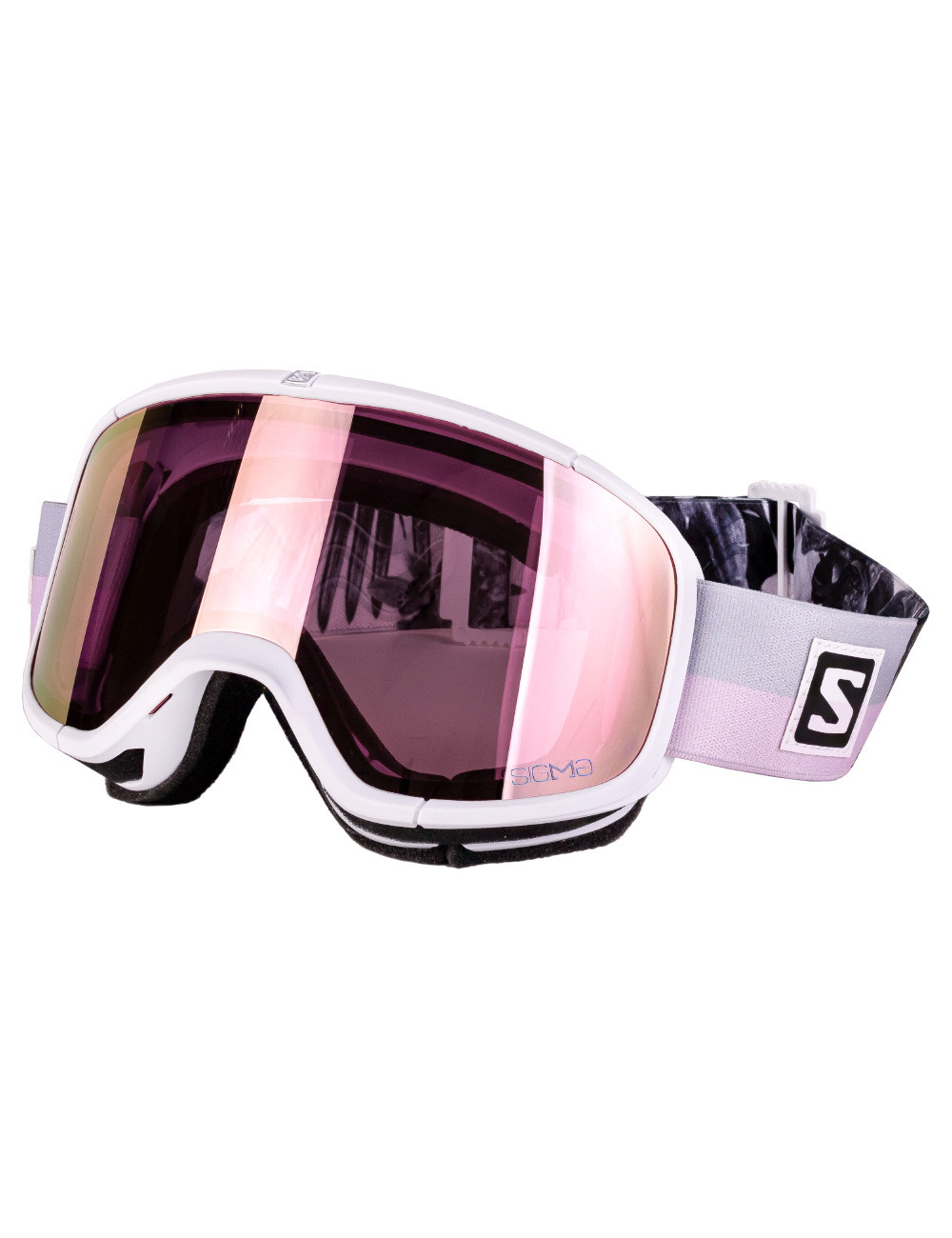 Gogle narciarskie Salomon Four Seven Sigma