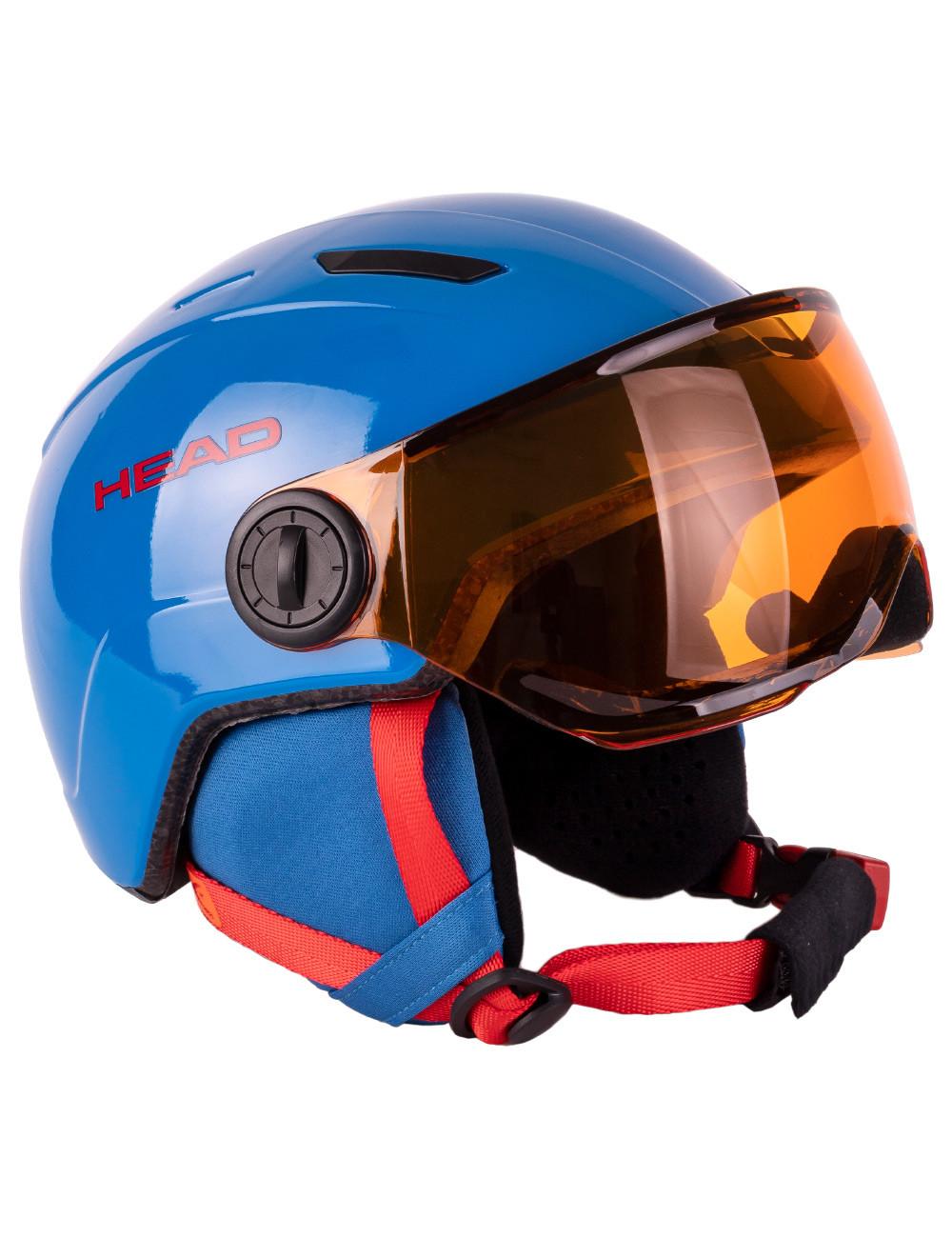Kask narciarski z szybą Head MOJO VISOR