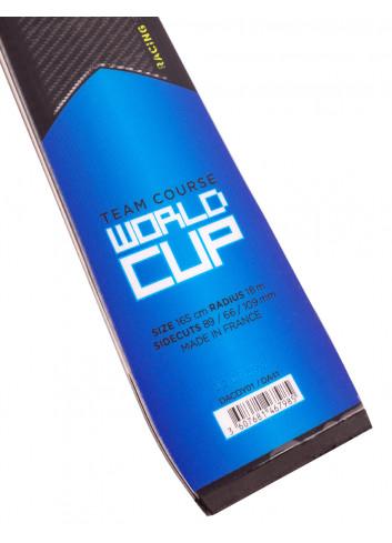 Narty gigantowe Dynastar Team Course World Cup R20 + Rossignol Axial 120