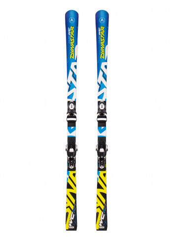 Narty gigantowe Dynastar Speed Course WorldCup R18 + Rossignol Axial 120