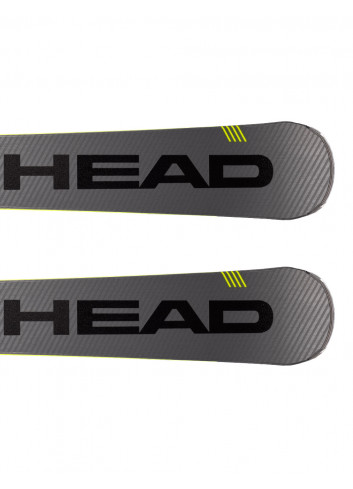 Narty Head SuperShape I.Speed + Head PRD 12 z GRIP WALK