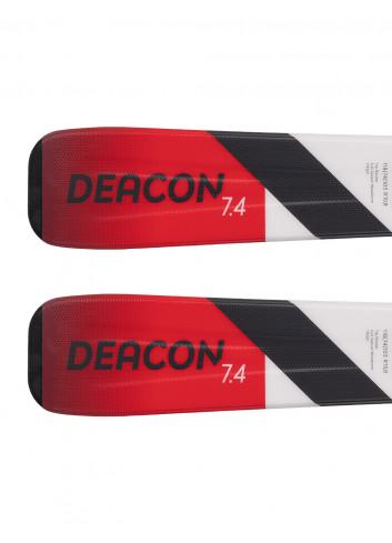 Narty zjazdowe Volkl DEACON 7.4 + Marker FDT 10.0