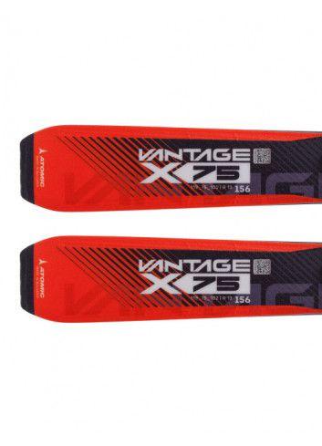 Narty Atomic Vantage X75 + Lithium 10