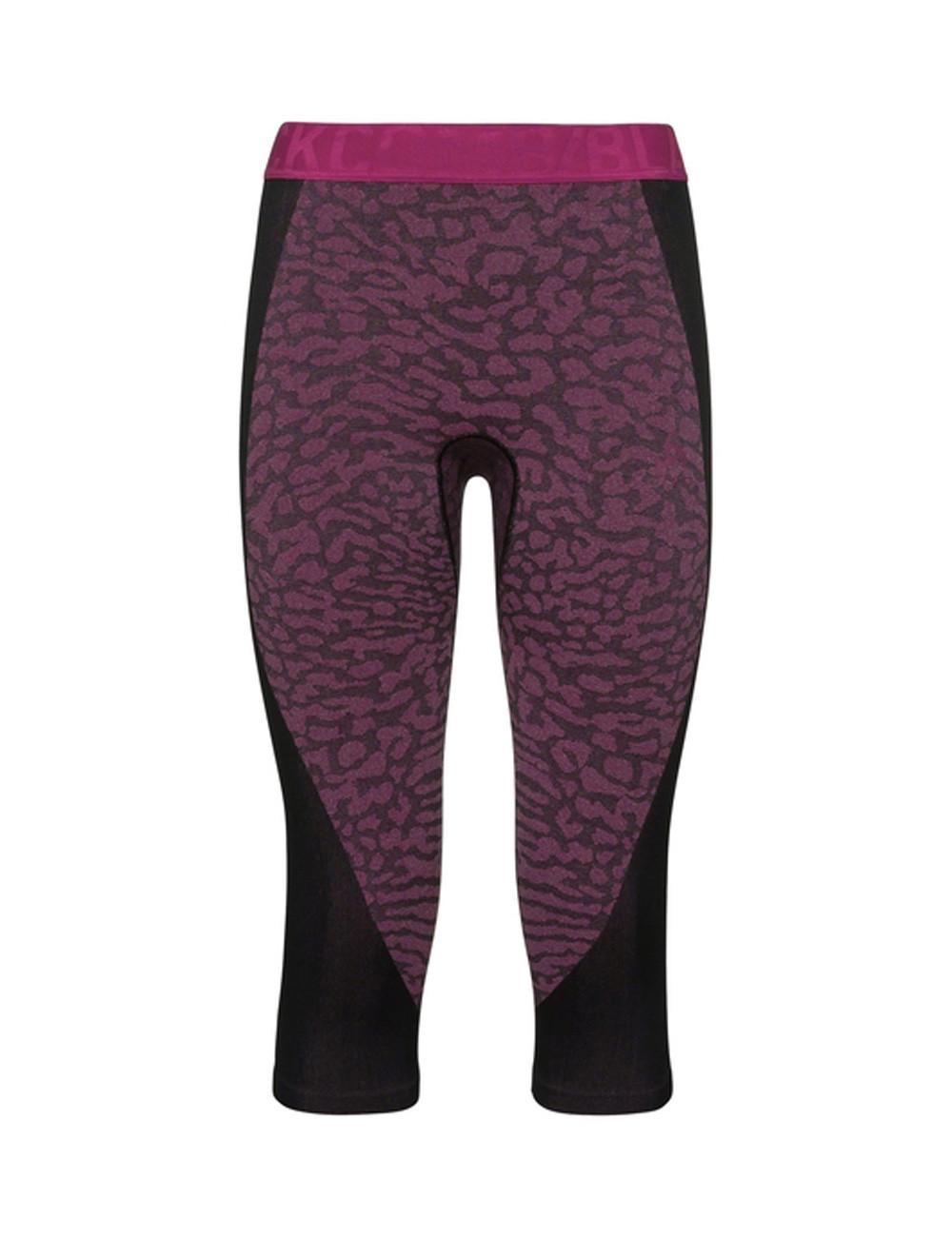 Damskie spodnie termoaktywne 3/4 ODLO PERFORMANCE Blackcomb