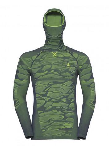 Męska koszulka termoaktywna z maską ODLO PERFORMANCE Blackcomb