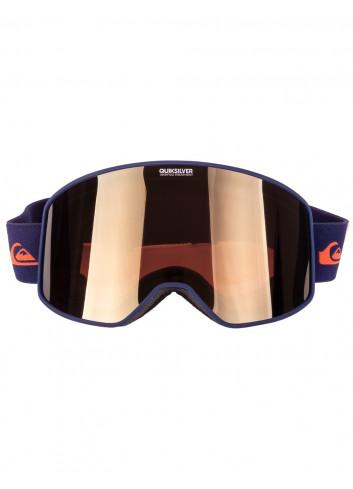 Gogle snowboardowe Quiksilver Storm OTG Navy Blazer