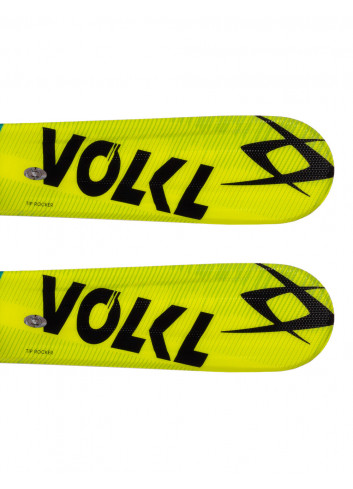 Narty juniorskie Volkl RACETIGER SL JR + Marker 4.5 FDT