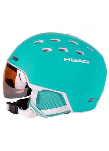 Kaski snowboardowy z szybą Head RACHEL