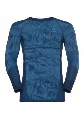 Męska koszulka termoaktywna ODLO PERFORMANCE Blackcomb