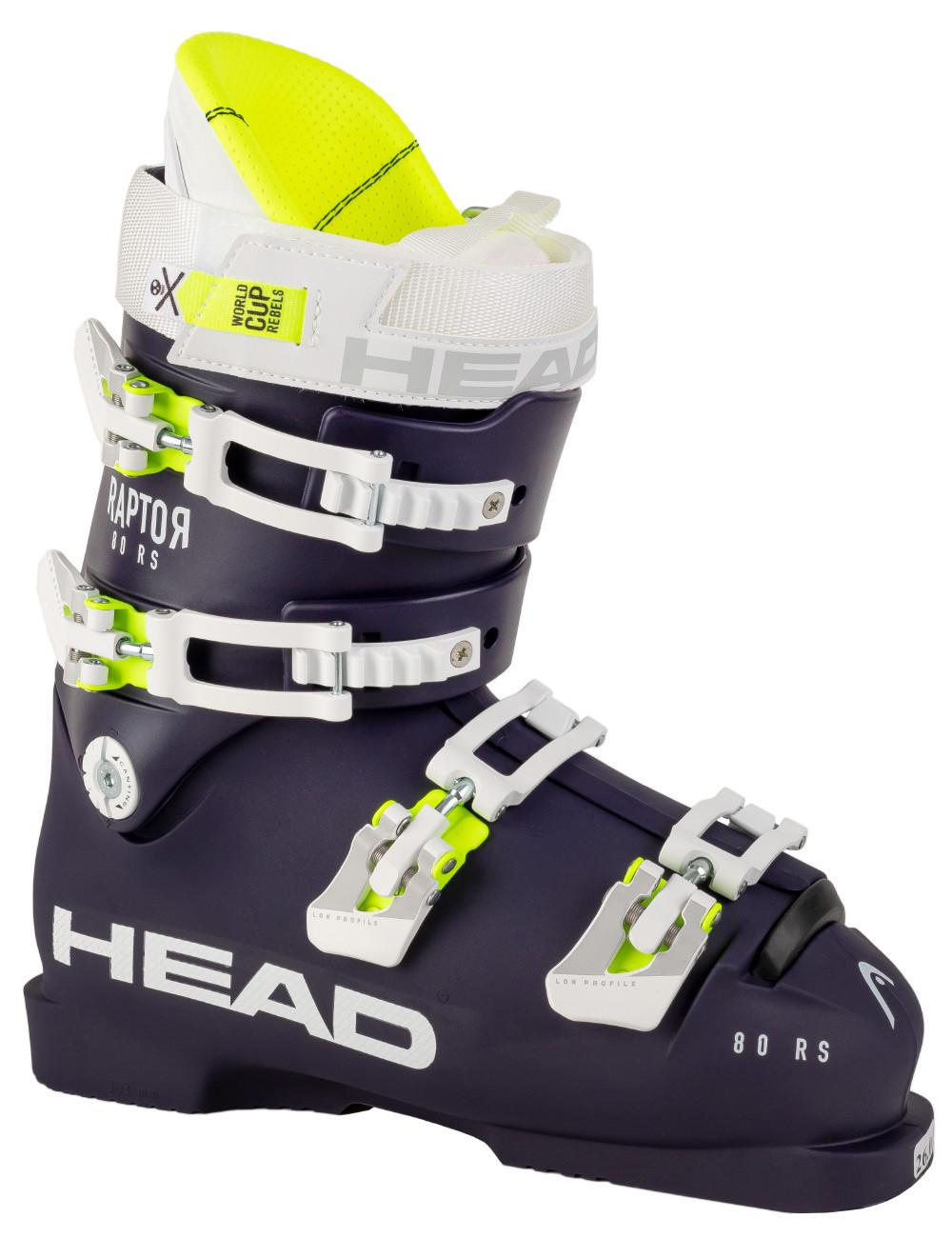 Buty narciarskie POWYSTAWOWE Head RAPTOR 80 RS W
