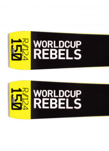Narty juniorskie Head WorldCup Rebels I.Race Team + Head SLR 7.5