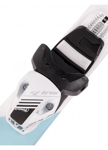 Narty juniorskie Head JOY SLR + Head SLR 7.5 z GRIP WALK