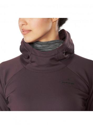 Damska bluza termoaktywna z kapturem DAKINE CALLAHAN