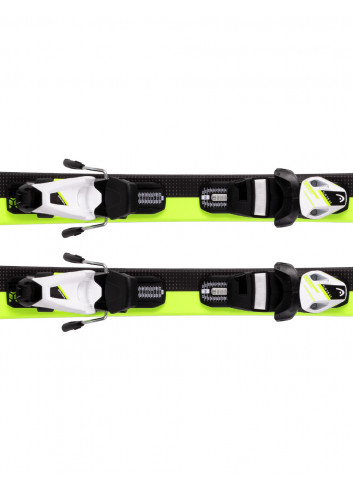 Narty juniorskie Head V-SHAPE TEAM SLR + Head SLR 7.5